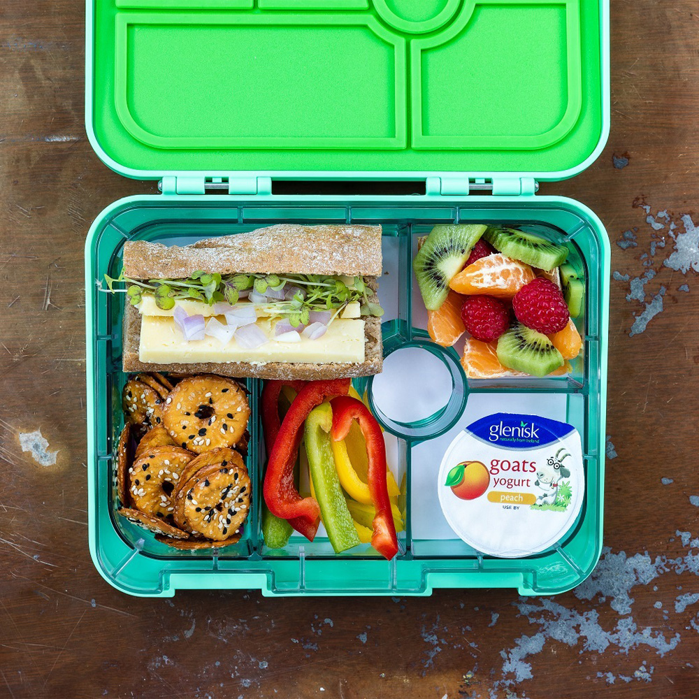 5 ways to make packed lunches easy
