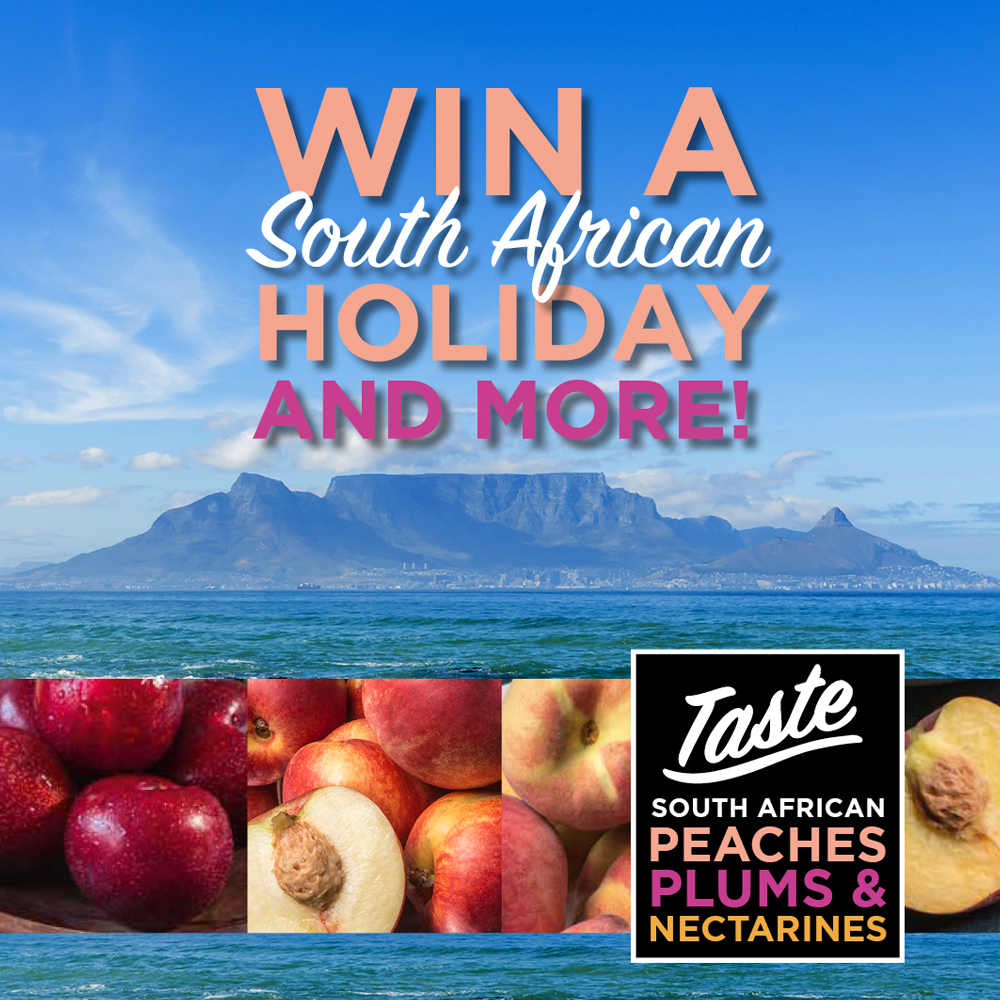 Win a South African Holiday