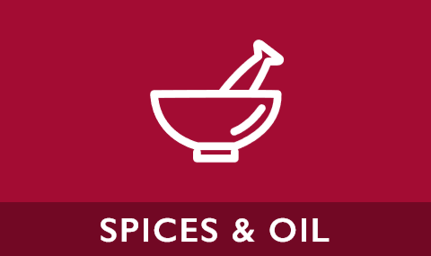 Spices and Oils